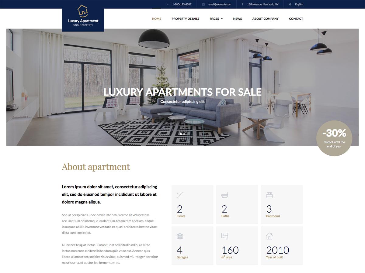 martanian luxury apartment